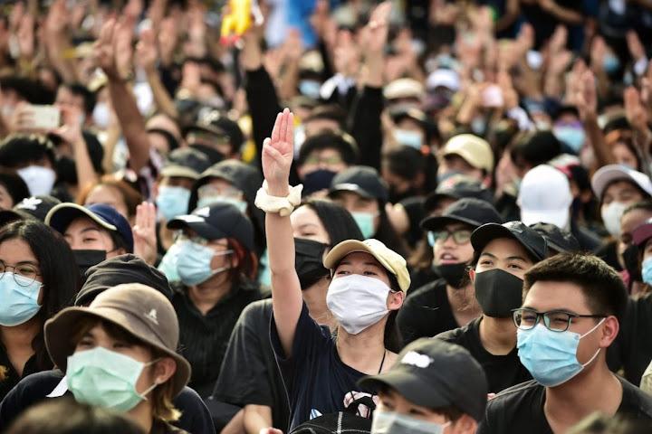 В Бангкоке пройдёт крупнейшая акция протеста, ожидается до 100 тысяч участников