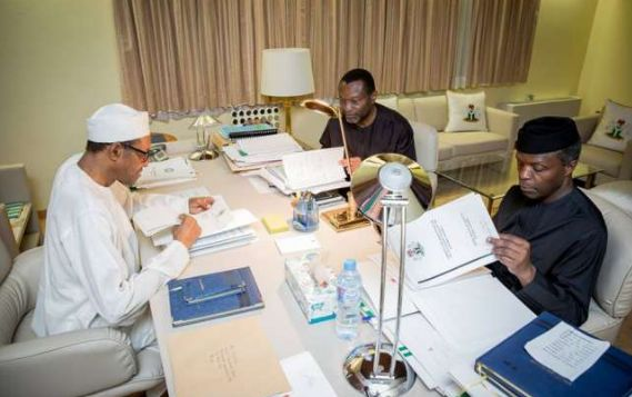 Presidency Unveils 2017 Budget... To End Recession