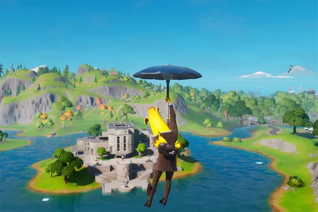 Fortnite's wonderfully weird personality is back in latest season - FNN