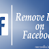 How Do You Remove a Page From My Facebook?