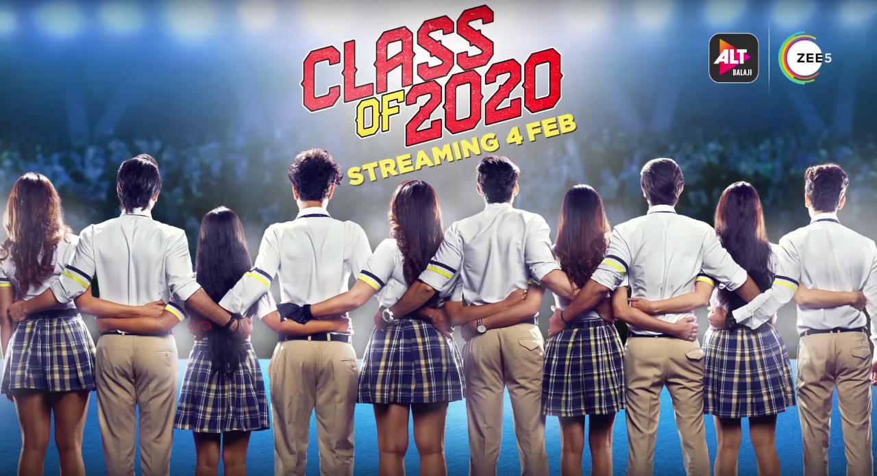 Class of 2020 All Episode Download   Relationship Love Youth Sex   Alt Balaji Originals