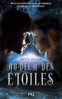 Couverture - Au-delà des étoiles - Beth Revis