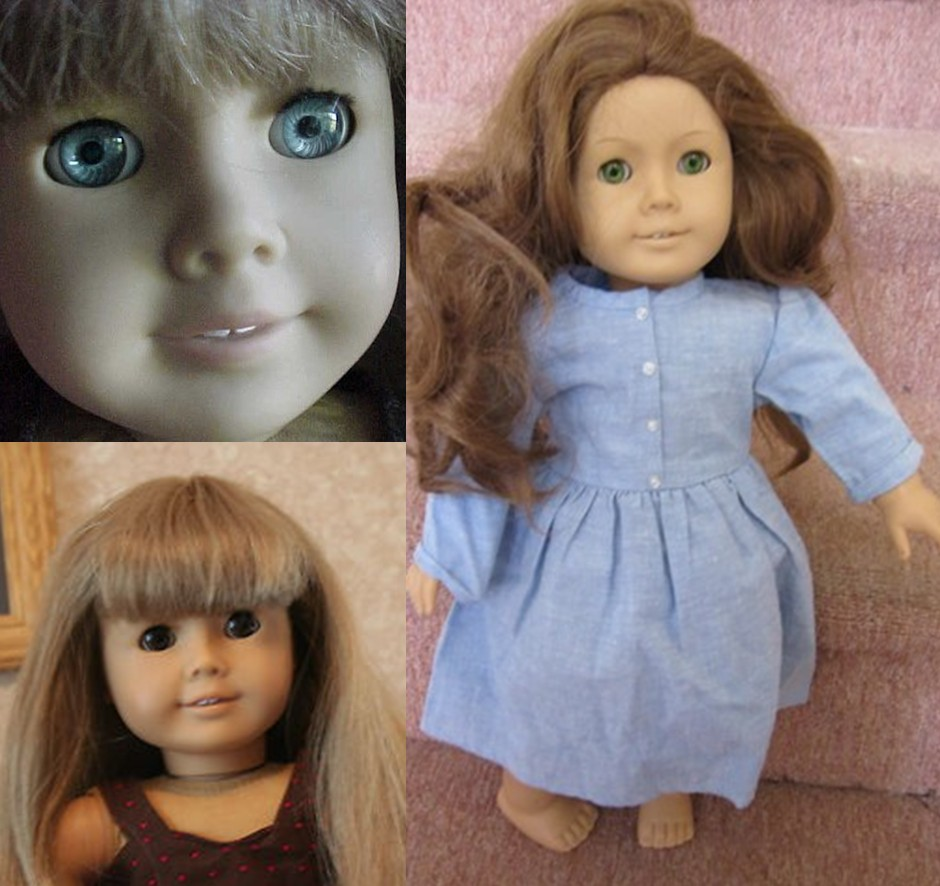 The Savage Dolls: Tips for buying AG Dolls secondhand