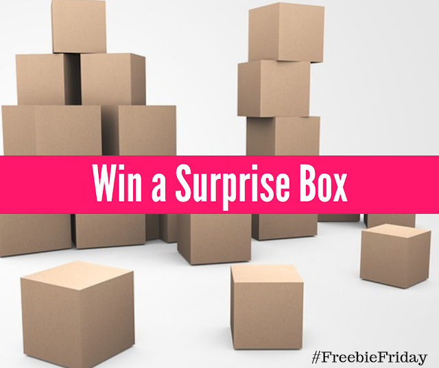 Win a Surprise Craft Box From Factory Direct Craft #FreebieFriday