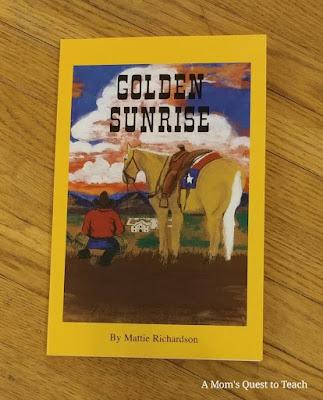 Book cover of Golden Sunrise