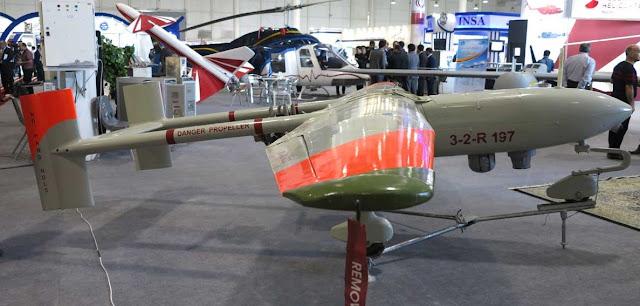 Loitering Munition  أبابيل-2 / Ababil-2 UAV DRONE طائرة بلا طيار انتحارية