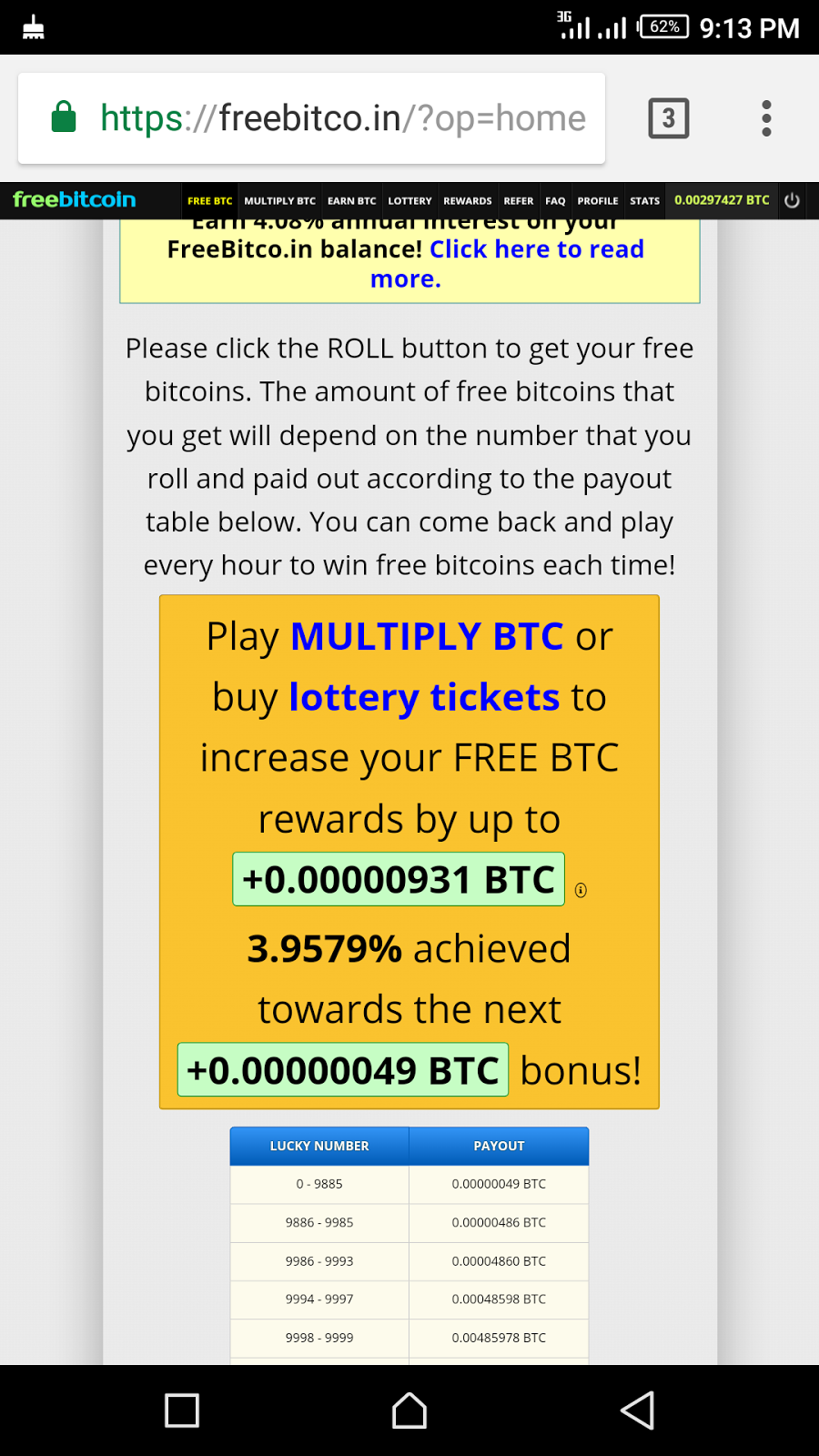 btc click sign up