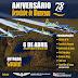 Aniversário 78 anos Aeroclube de Blumenau - Entrada gratuita !!