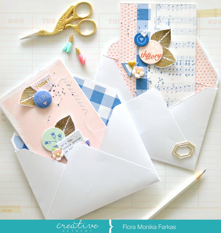 flóra mónika farkas handmade cards with envelopes