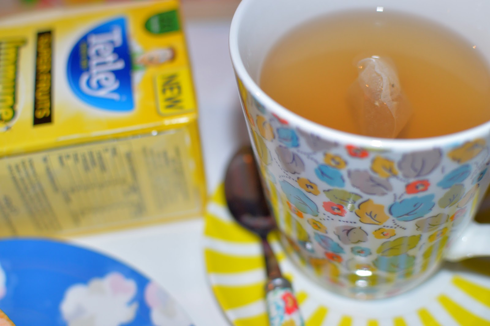 , Top Ten Tips to Winter Proof the Family with Tetley