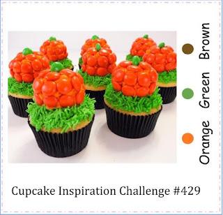 Cupcake Inspiration Challenge #429