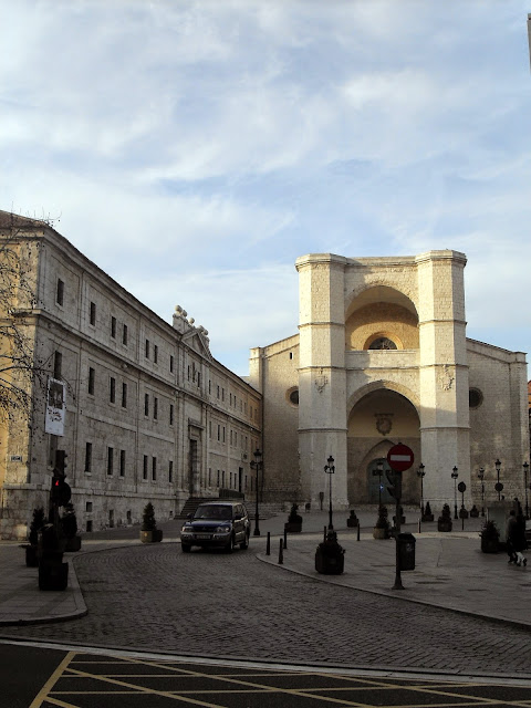 Monasterio de San Benito el Real en Valladolid