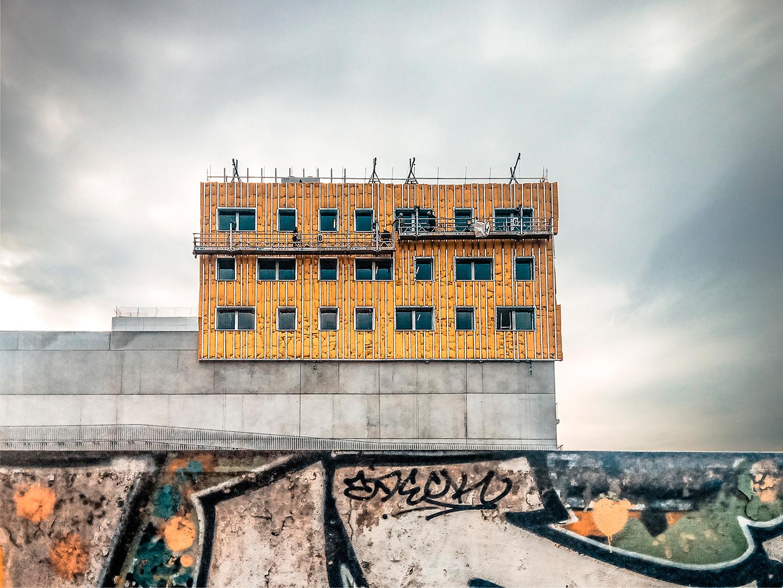 Euronantes, Cédric Gilbert, Photographie, Architecture, street art