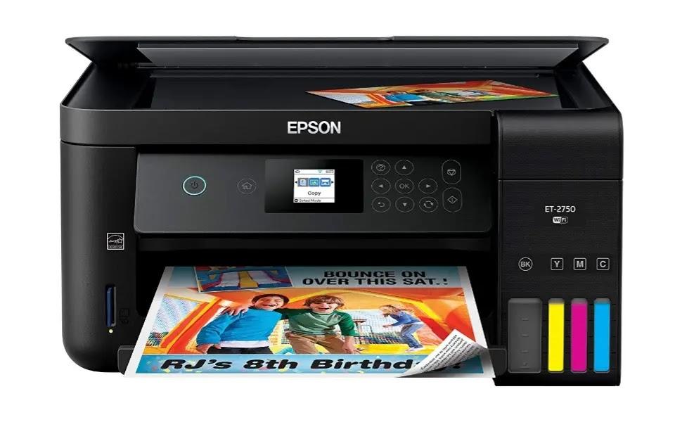 Epson EcoTank 2750