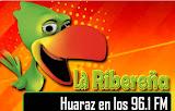La Ribereña 9601 Fm Huaraz en vivo