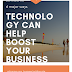 6 major ways technology can help boost your business.
