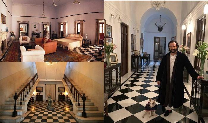 Saif Ali Khans Pataudi Palace