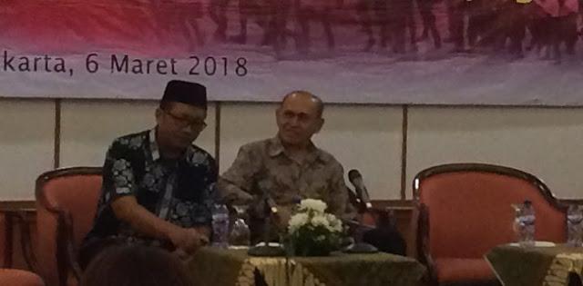 Kivlan Zein: Saya Ini Bukan Orangnya Prabowo