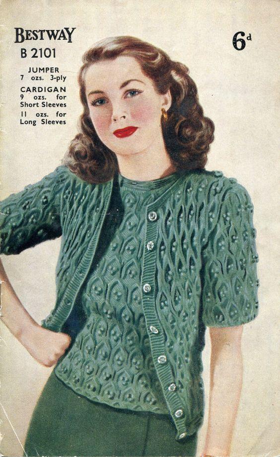 Vintage Girl: Swetry bliźniaki w stylu retro: książki ze