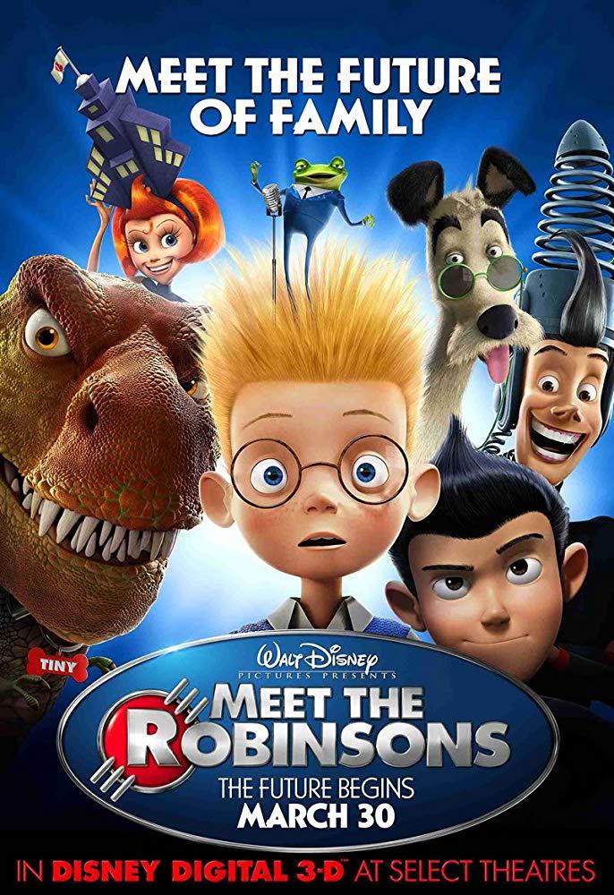 Meet the Robinsons (2007) Dual Audio Hindi 720p BluRay ESubs
