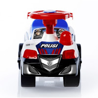 Ride-on Car SHP PC579 Police Car Mobil Mainan Anak