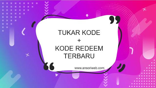 Cara Tukar Redeem Code Mobile Legends + Kode Redeem Terbaru !