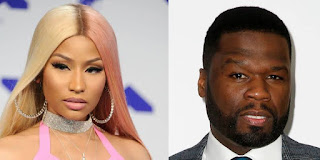 "Nick Minaj Accepts 50 Cent's 'Don't Retire' as ""I Can't Leave Music"""