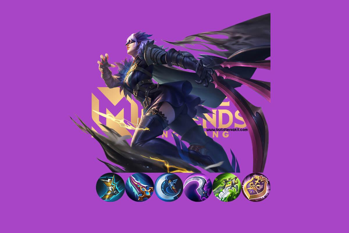Build Natalia Tersakit dan Terkuat 2021 Mobile Legends