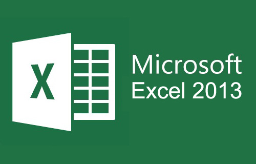 Microsoft Office Excel 2013 Course