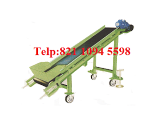 Mesin Belt Conveyor