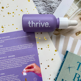 Review: Thrive CBD Oil