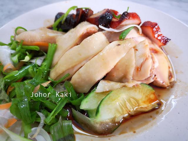 Pak Kong Chicken Rice in Ipoh 怡保白宫鸡饭
