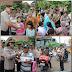 Jum'at Barokah, Polda Sumsel Dan Jajaran Bagikan 500 Bungkus Sarapan Pagi Gratis