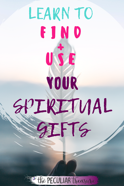 How do you find your spiritual gifts and use them well