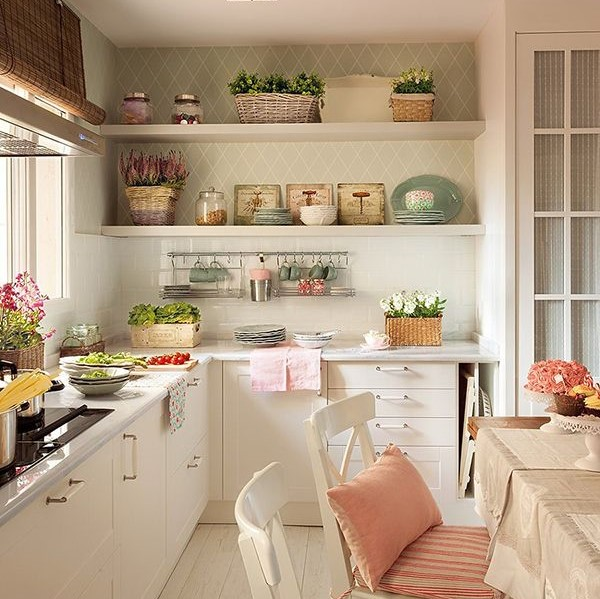 Model Dapur Minimalis Modern Ukuran Kecil Terbaru