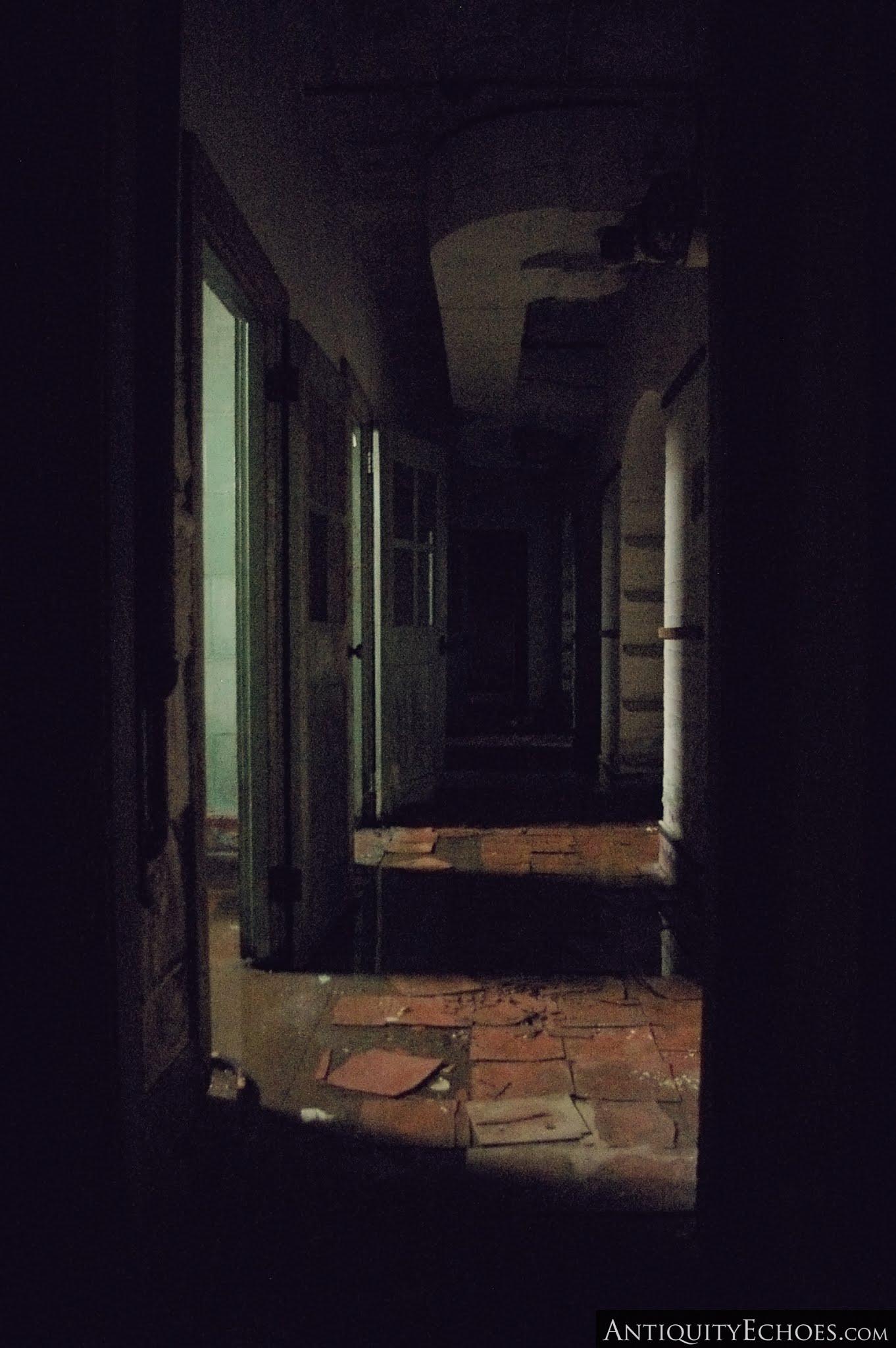 Overbrook Asylum - Basement Hallways