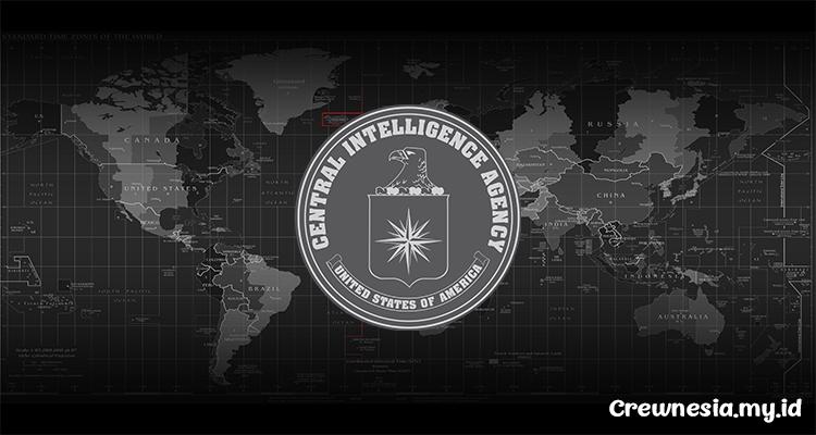 Crewnesia - Teknologi Canggih CIA