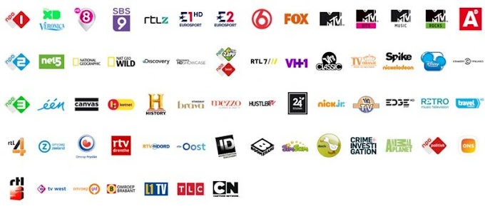 Netherland iptv,Holland IPTV  Canal Digitaal IPTV