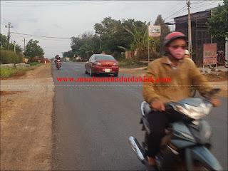 Bán đất tỉnh lộ 1 Buôn Ma Thuột Dak Lak 1 tỷ 560