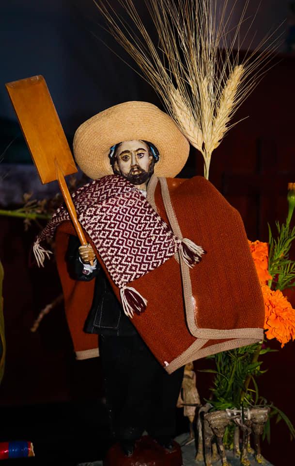 Feliz día San Isidro Labrador de Cachachi