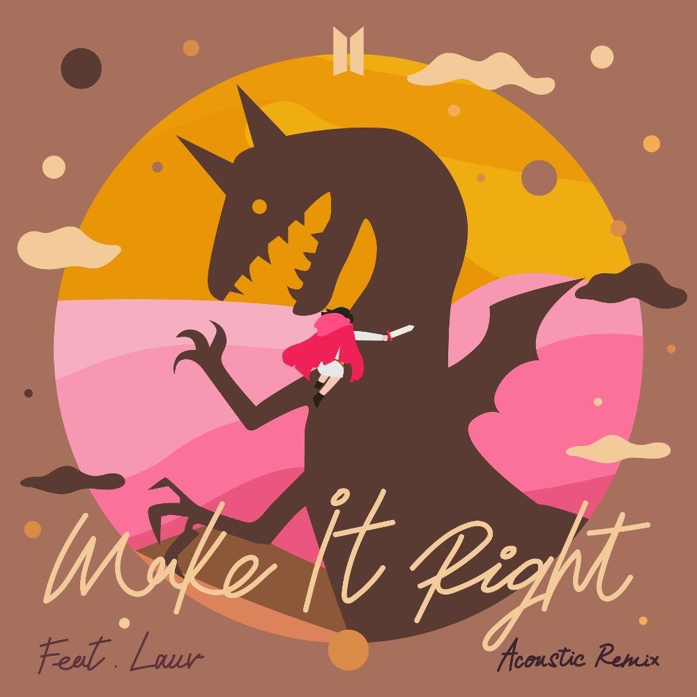 BTS – Make It Right (feat. Lauv) [Acoustic Remix] – Single