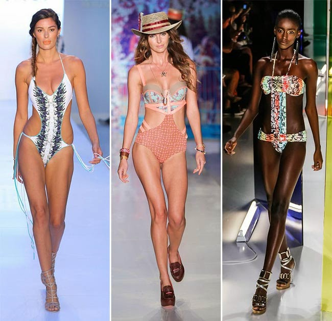 d3b16f56e3 LookBook...: Summer 2015 Swimwear Trends