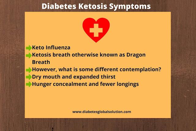 Diabetes Ketosis Symptoms