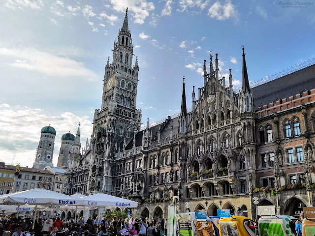 Marienplatz, Munich city square