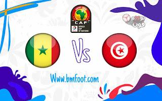 ماتش تونس السنغال لايف