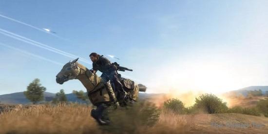 Metal Gear Solid V The Phantom Pain PC Setup