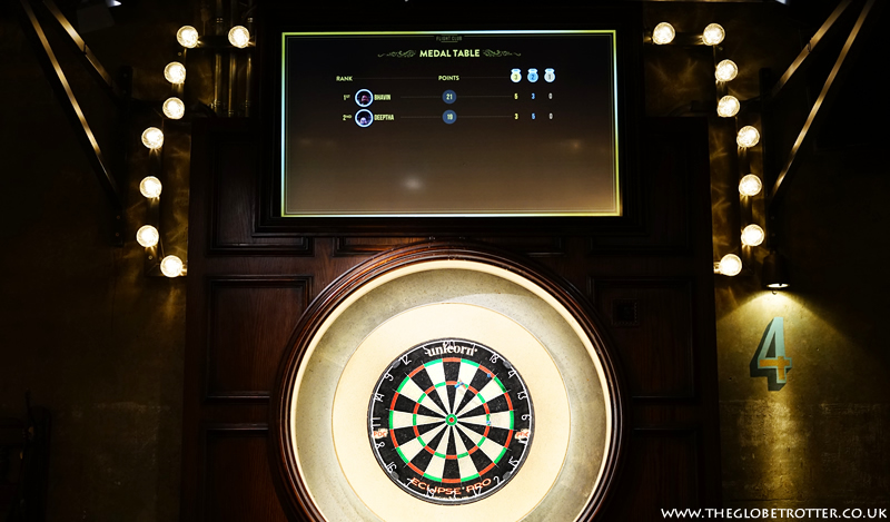 Flight Club Darts, Bloomsbury