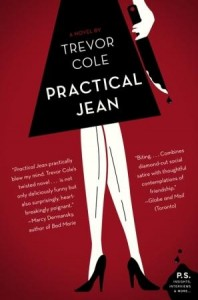 <i>book tour:</i> <b>Practical Jean</b> by Trevor Cole
