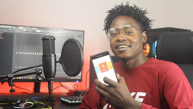 كيفة الغناء بالاتوتيون بستخدام الموبايل فقط (تطبيق Bandlab للاندرويد)