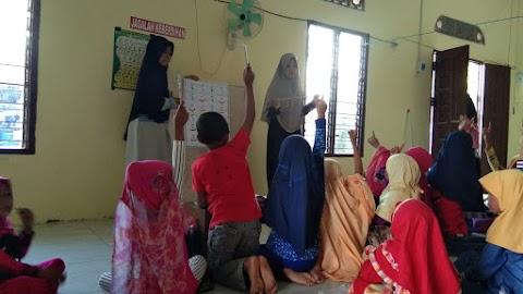 Aktivis KOPRI PMII Kutim Adakan Sekolah Jalanan